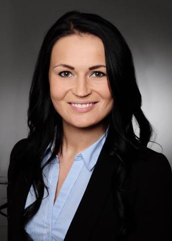 Natalie Kress, Cyber-Underwriting-Expertin, ACE Group, Deutschland und Österreich (Foto: Business Wi ...