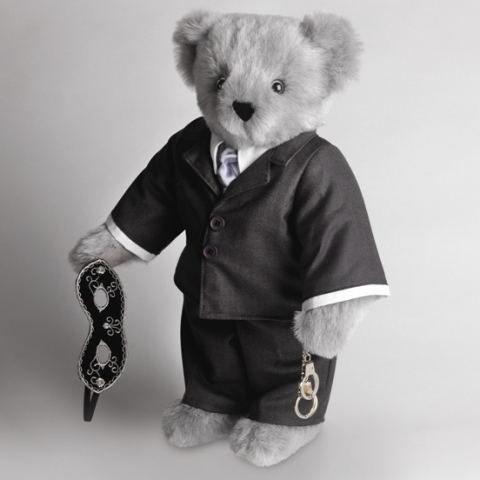 Vermont Teddy Bear® Aims to Dominate Valentine's Day with Fifty Shades of Grey® Bear (Photo: Business Wire)