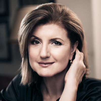 Arianna Huffington, president and editor-in-chief of Huffington Post Media Group (Photo: Business Wi ...