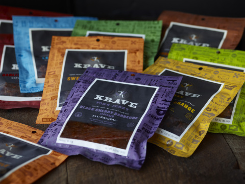 KRAVE Jerky (Photo: Business Wire)