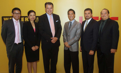 The leadership team of Western Union is very happy to extend their relation with long-time partner A