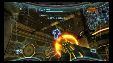 In Metroid Prime: Trilogy, play as bounty hunter Samus Aran and experience the danger and intense ac ...