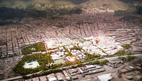 IEEE Smart Cities Initiative, Affiliated Smart City Medellin, Colombia: General View Medellinnovation District Strategic Plan MIT (Photo: Business Wire)