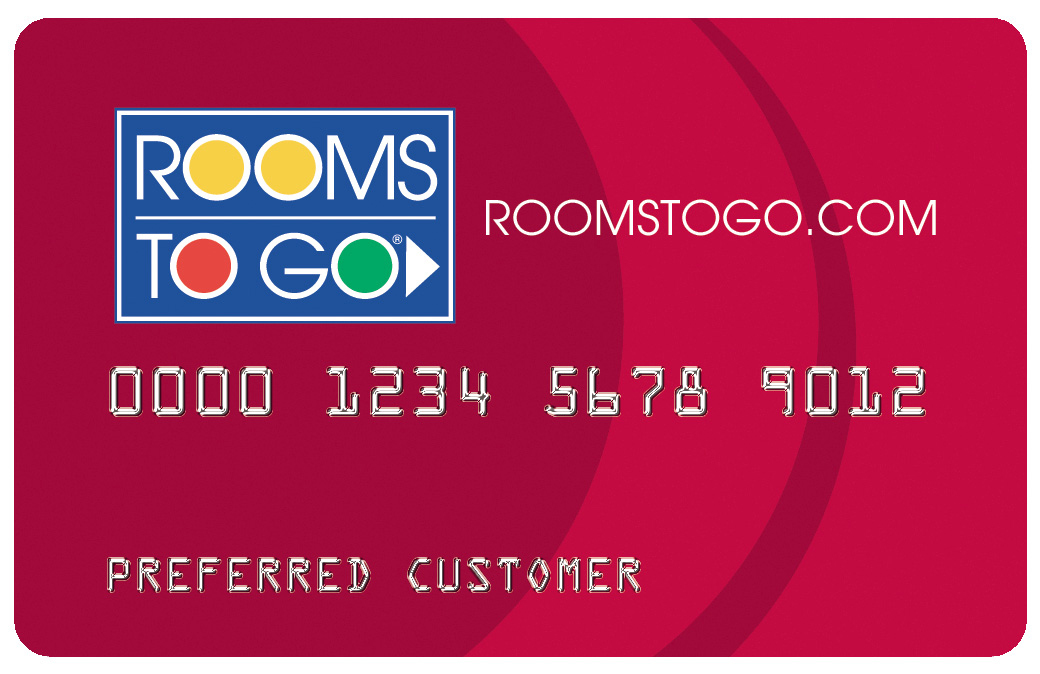 Synchrony Bank Rooms To Go Credit Card