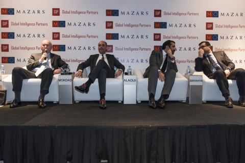 Vue de la conférence de presse au Hyatt Casablanca (Photo: Business Wire)