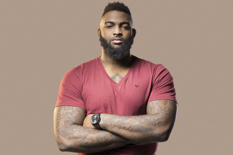 Fantex, Inc. has entered into a brand contract with St. Louis Rams defensive lineman Michael Brockers. (Photo: Business Wire)
