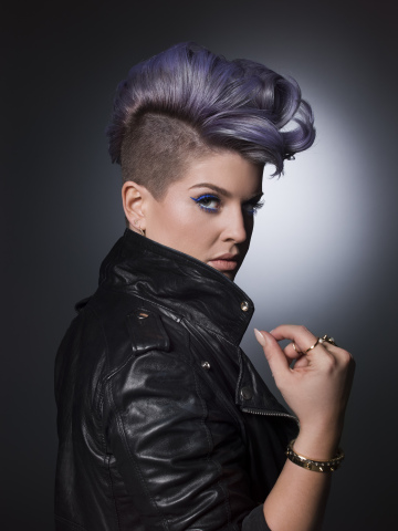 """Jeffrey Sanker, producer of White Party Palm Springs, the largest gay dance music festival in the world, has named international fashion icon and star of E! Entertainment's """"Fashion Police,"""" Kelly Osbourne as the 2015 """"Queen of White Party."""" White Party takes place April 24-27 in Palm Springs, CA. (Photo credit: Jordon Nuttall © 2014 The CW Network, LLC.)"""