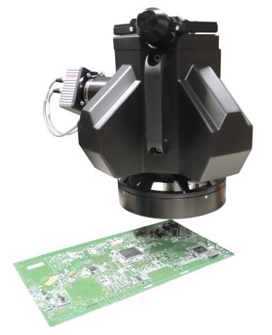 CyberOptics New SQ3000 3D AOI with Multi-Reflection Suppression Technology Inside (Photo: Business W ...