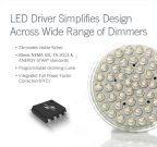 Fairchild Simplifies Dimmable LED Lighting Design Across Wide Range of Dimmers (Graphic: Business Wire)