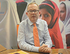 Cary Adams, Chief Executive Officer of UICC and Chair of the NCD Alliance