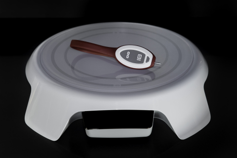 FirstBuild launched the new Paragon Induction Cooktop with discount pricing through crowdfunding platform Indiegogo. Paragon is capable of multiple precise cooking techniques, including sous vide, shown here. To learn more, visit https://www.indiegogo.com/projects/paragon-induction-cooktop/ (Photo: GE)