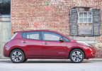 2015 Nissan LEAF (Photo: Business Wire)