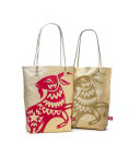 Macy's limited-edition Year of The Goat tote bag. (Photo: Business Wire)