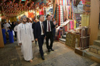 Faisal Al Rashdi and Michael Lauber (Photo: Business Wire)