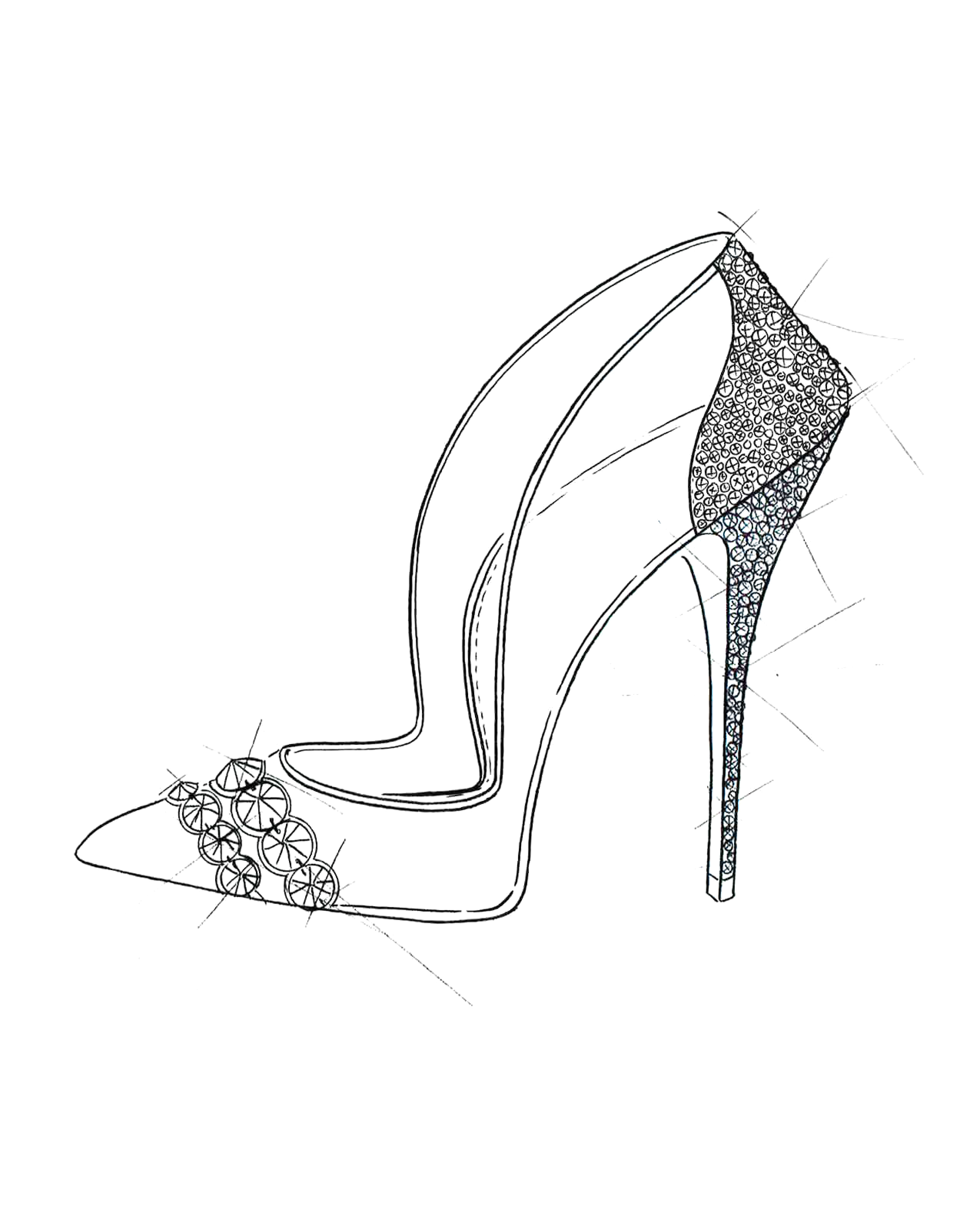 Disney Enlists Nine Global Luxury Shoe Designers To Reimagine Cinderellas Glass Slipper