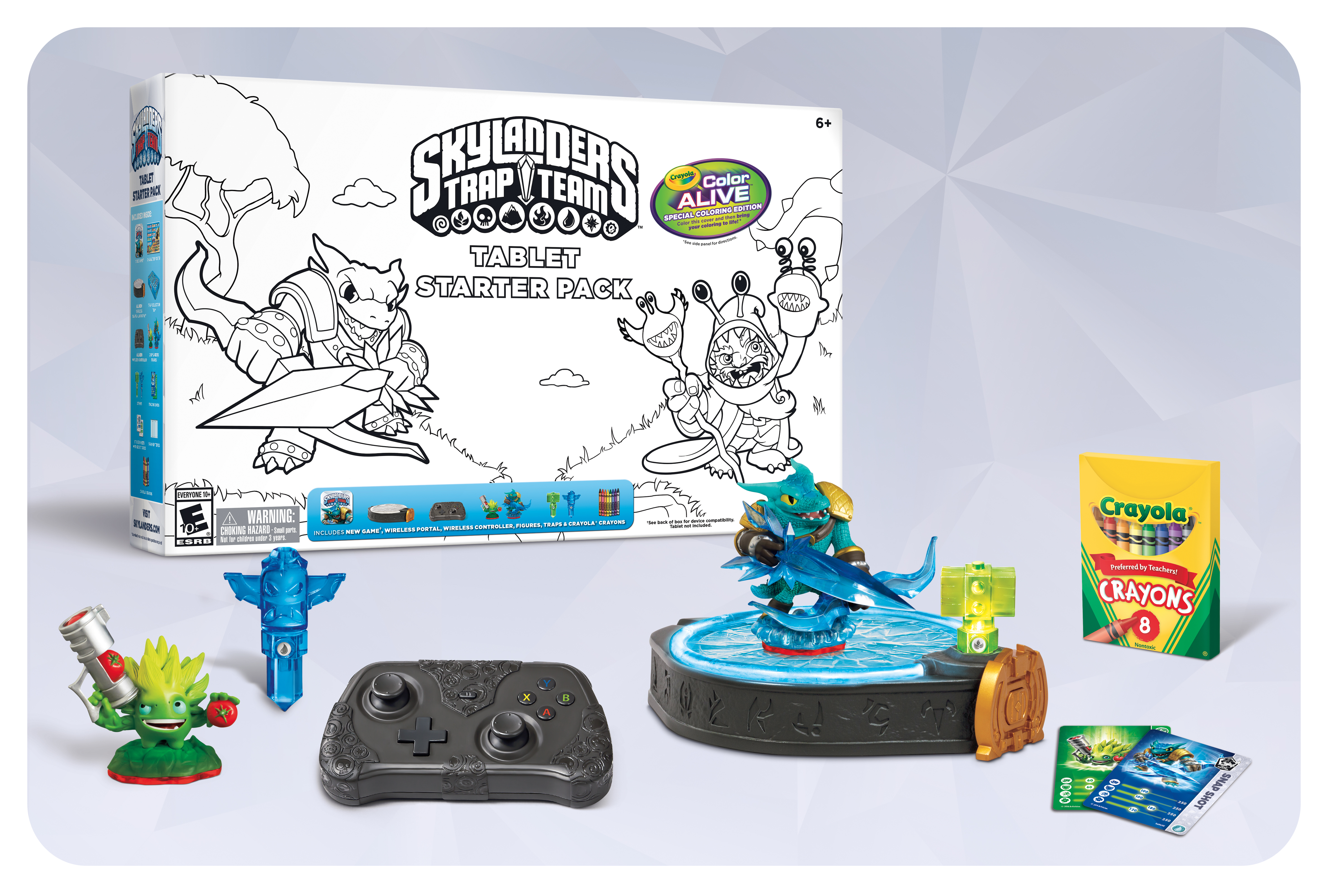 Free Skylanders Trap Team Coloring Pages, Download Free Clip Art ... | 3214x4761