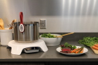 FirstBuild launched the new Paragon Induction Cooktop with discount pricing through crowdfunding platform Indiegogo. Paragon is capable of multiple precise cooking techniques, including sous vide, shown here. To learn more, visit https://www.indiegogo.com/projects/paragon-induction-cooktop/. (Photo: GE)