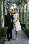 Ming and Eva Hsieh (Photo: Business Wire)
