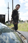 Actor Andrew Lincoln as Rick Grimes in The Walking Dead on AMC. Photo Credit: Frank Ockenfels 3/AMC