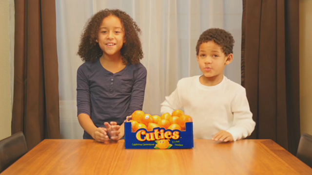 It's the E-Z and fun way to unwrap Cuties(R). Start curlin' today.
