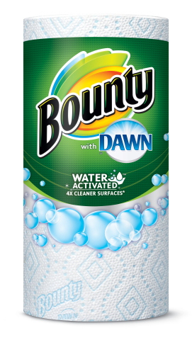 New Bounty with Dawn (Photo: Business Wire)