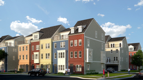 Glenmont Metrocentre Homes (Photo: Business Wire)