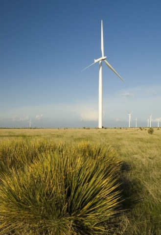Siemens will supply 200 MW of wind power in Comanche County, Texas (Photo: Business Wire)