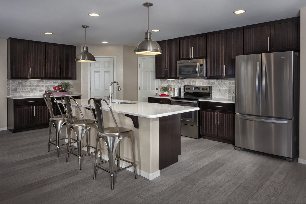 kb home announces the grand opening of copper ranch villas in