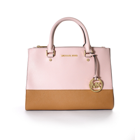 Shop for last-minute Valentine's Day gifts at Macy's for your sweet someone: Michael Michael Kors Sutton Satchel - $328 (Photo: Business Wire)
