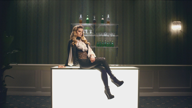Consumers can explore District Perrier on Tumblr at tumblr.districtperrier.com through the eyes of their hostess, the Perrier Madame.