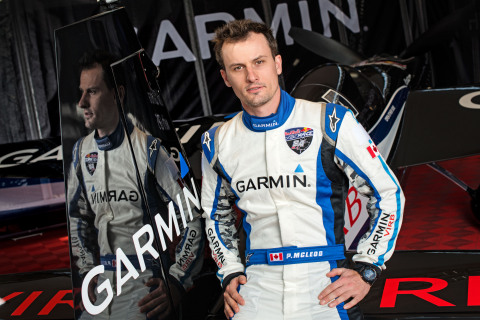 Garmin Racing's Pete McLeod (Photo: Business Wire)