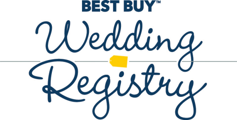 Best buy launches wedding registry business wire for Popular wedding registry locations