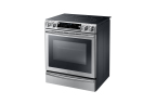 Samsung Slide-In Electric Range with Flex DuoTM Oven (Photo: Samsung)