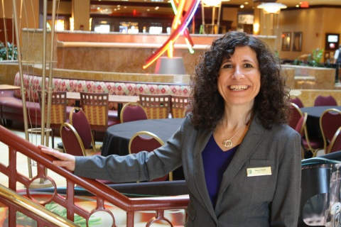 John Q. Hammons Hotels & Resorts (JQH) names Nancy Obstler, a 25-year hospitality veteran, as the new GM of its 308-suite Embassy Suites Charlotte - Concord/Golf Resort & Spa in Concord, N.C. (Photo: Business Wire)
