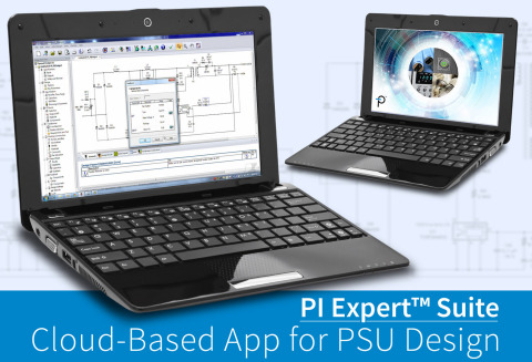 Power Integrations' Flexible Power Supply Design Tool, PI Expert Suite Now Available as a Cloud-Based App (Graphic: Business Wire)