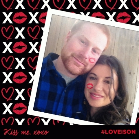 REVLON AND GOOGLE INVITE YOU TO CREATE THE MUST-HAVE VALENTINE. GIF(T)