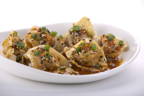 Flaming Pork Wontons at P.F. Chang's (Photo: Business Wire)