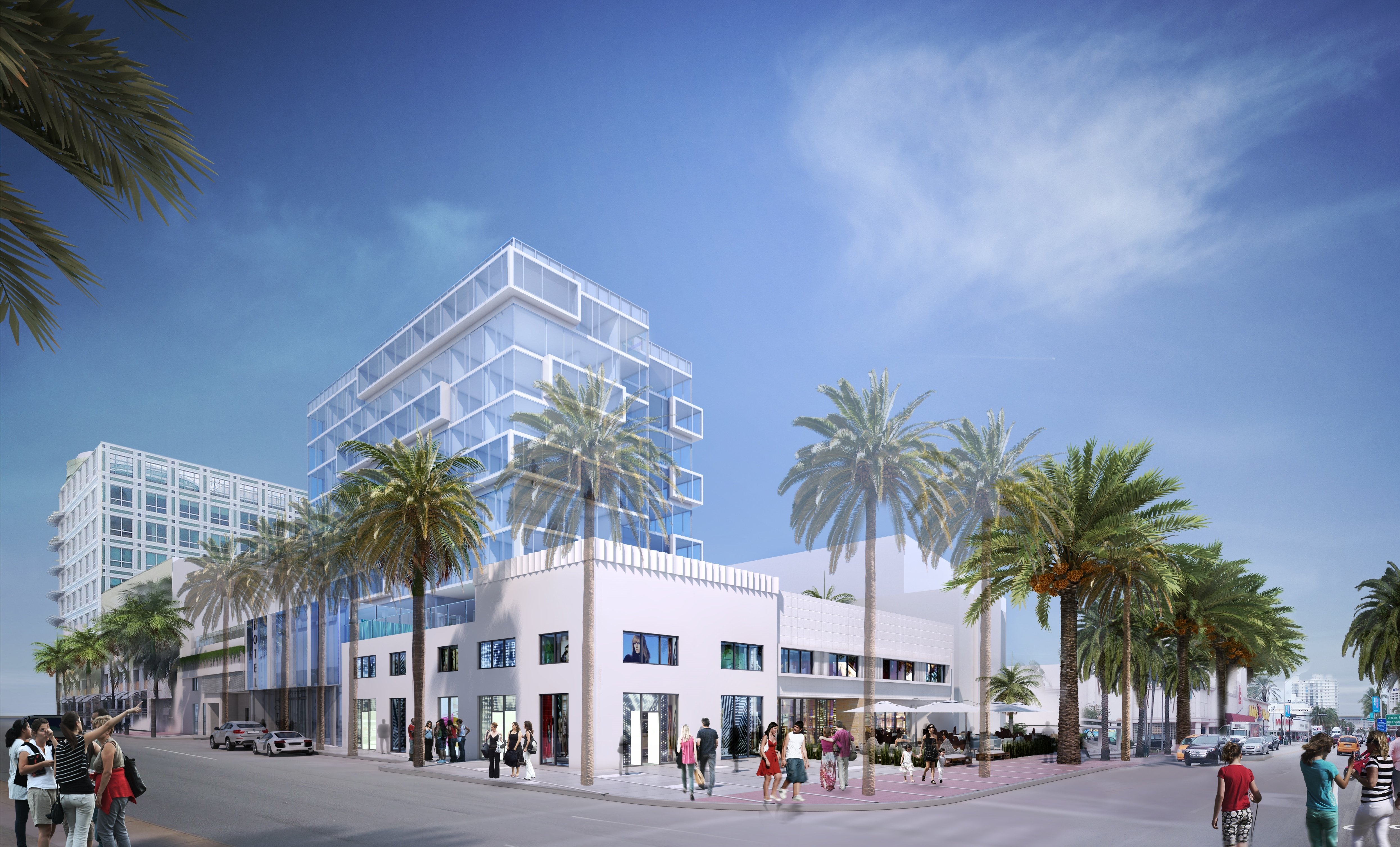 Hyatt Centric Hotel Set To Open In South Beach April 2017 Business Wire