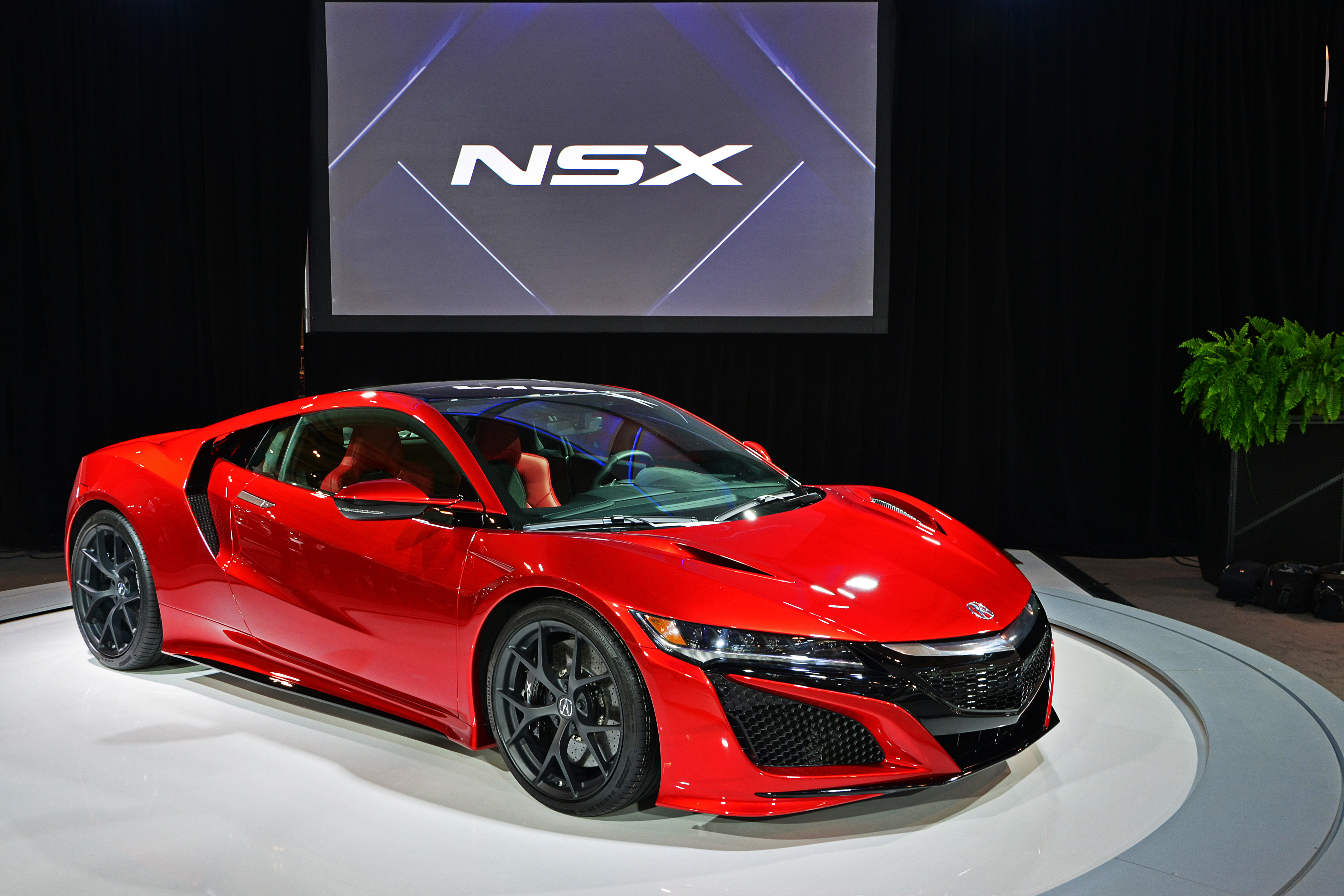 rebirth of an icon next generation acura nsx unveiled business wire. Black Bedroom Furniture Sets. Home Design Ideas