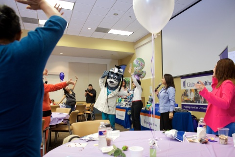 Expectant and new moms in McAllen enrolled in the UnitedHealthcare Community Plan participated in a