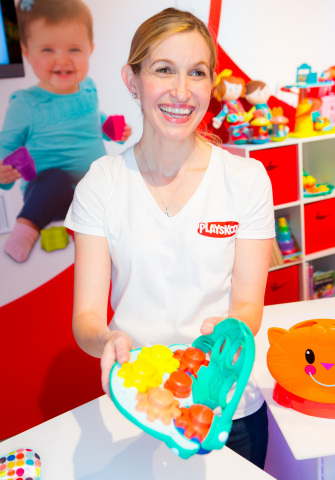 Informed by consumer insights, the Playskool brand introduces a new collection of storable, portable