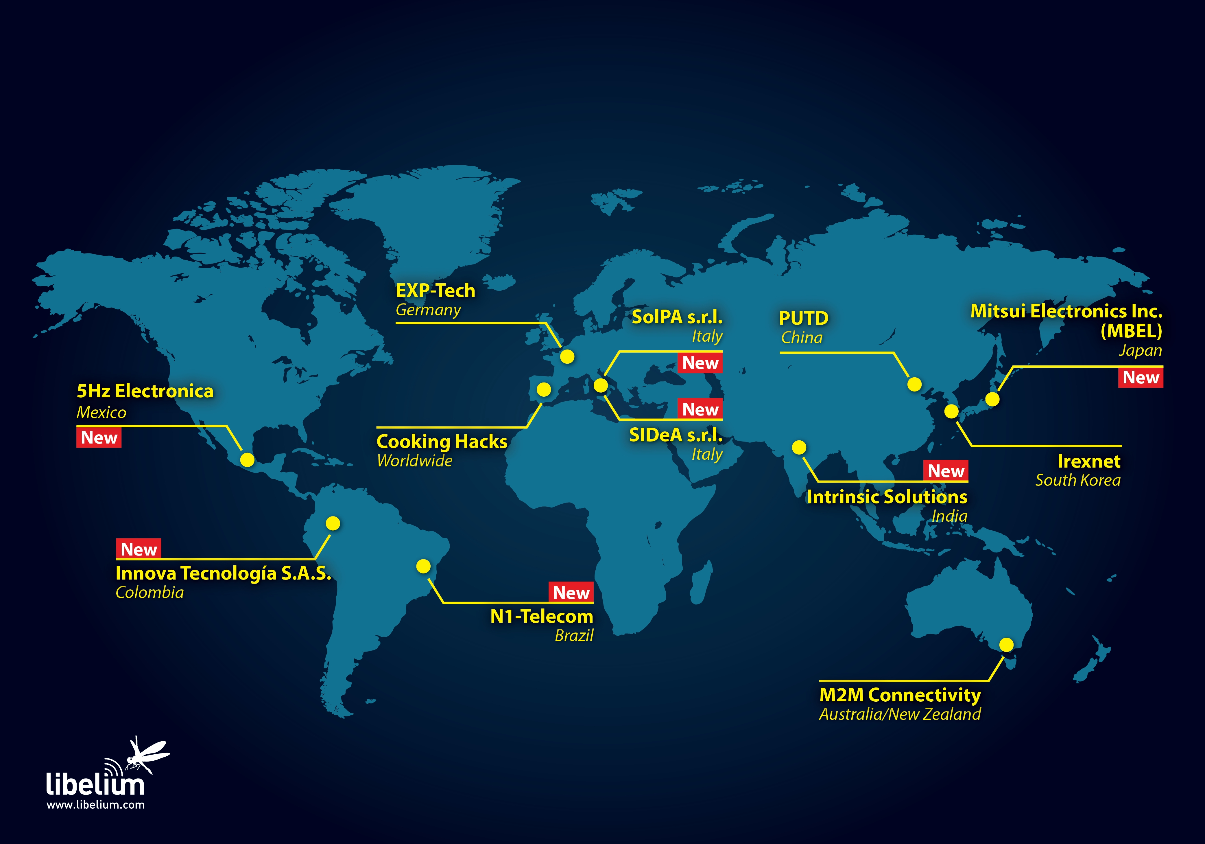 Libelium sales network expands on four continents with new full size gumiabroncs Choice Image