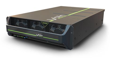 Violin 7300 Flash Storage Platform (Photo: Business Wire)