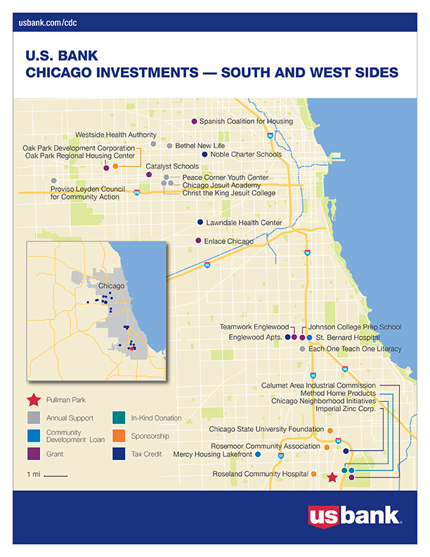 Lisc Gives U S Bank Founded Chicago Neighborhood Initiatives Its Community Strategy Of The Year Award Business Wire