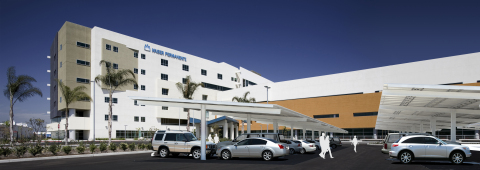 Rendering of NRG Renew Solar Installation at Kaiser Permanente (Photo:Business Wire)