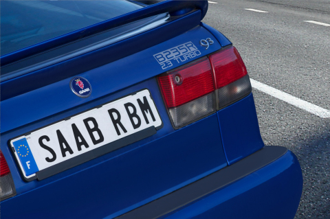 RBM's Saab 9-3 Viggen (Photo: Business Wire).