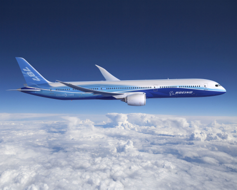 Orbital ATK is starting production of advanced composite primary structures for The Boeing Company's