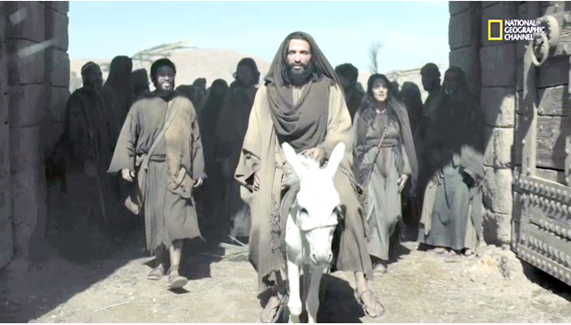 'Killing Jesus' Premieres Globally on Palm Sunday, March 29 at 8 PM on National Geographic Channel