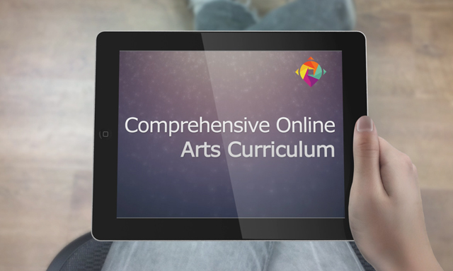 An amazing collection of 3,000 arts lessons are being developed for the web by The Lincoln Park Performing Arts Center. Mancini Arts Education contains 32 semester-long digital lessons accessible on Schoology.