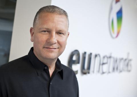 Brady Rafuse, le PDG d?euNetworks (Photo : Business Wire)